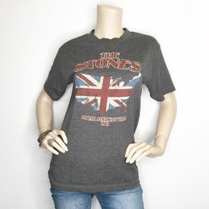 Rolling Stones North American Tour 1981 Tee shirt